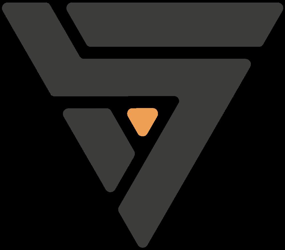 THz / GHz Logo SILENTSYS_ORANGE_PICTO_RVB