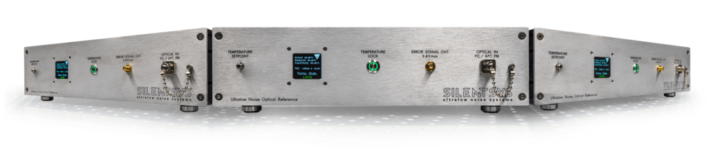 Silentsys ultralow noise systems homepage product image