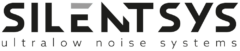 Silentsys ultralow systems Header Logo transparent
